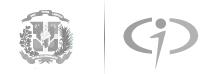 Logo de DGCP y Escudo Bandera Dominicana
