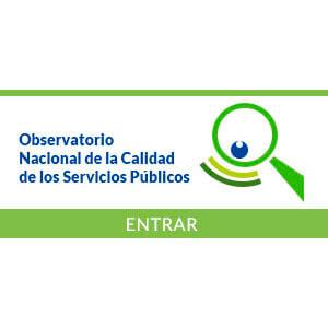 Observatorio Servicios Públicos