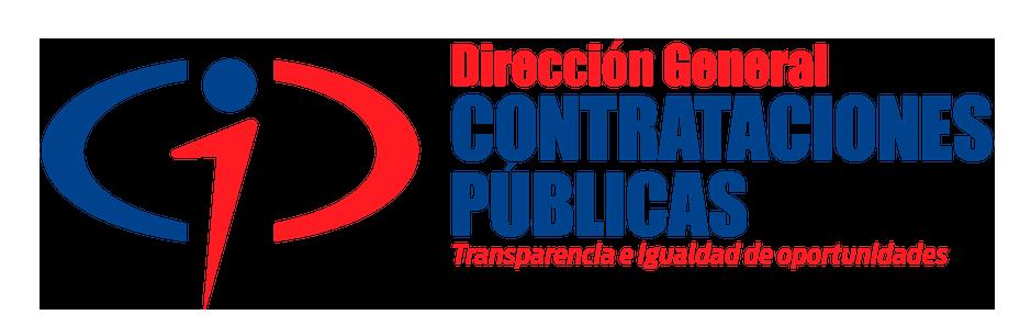 Logotipo de la Dirección General de Contrataciones Públicas