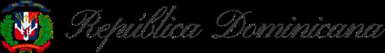 Logotipo de la Rep.Dom