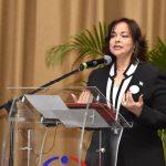 Discurso de Dra. Yokasta Guzmán S. en la entrega de certificados a instituciones que publican sus proceso en linea