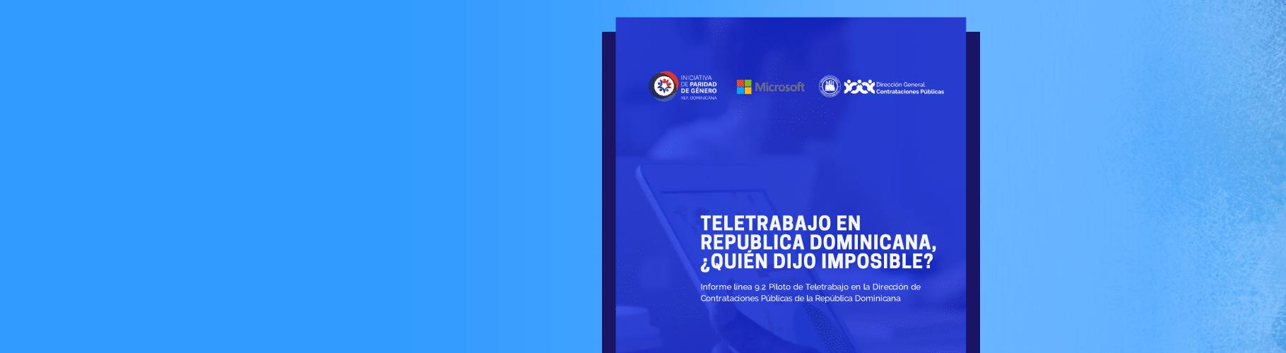informe Teletrabajo