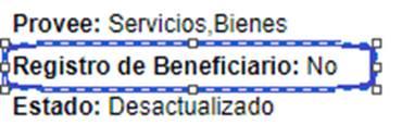 Registro Cuenta Bancaria